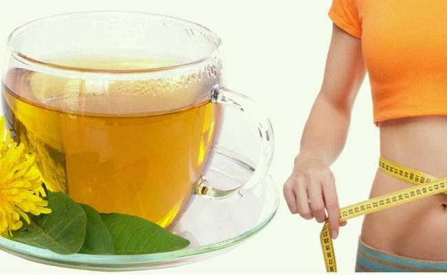 Karahindiba çayı ile zayıflama