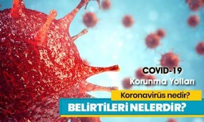 Koronavirüs Belirtileri ve Korunma Yolları
